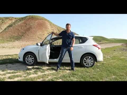 Наши тесты - Nissan Tiida