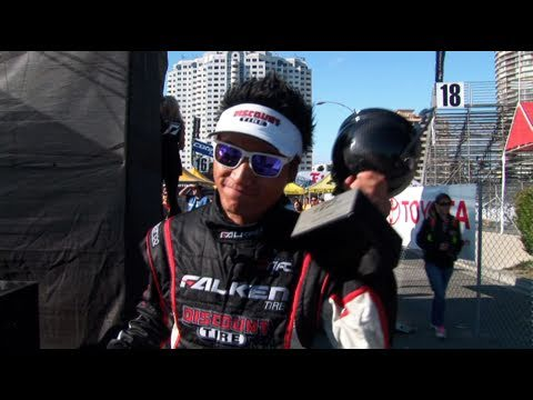 Behind The Smoke Ep 4: Dai Yoshihara Formula Drift 2011 Season: Long Beach Finals