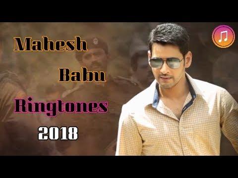 Bharat Ane Nenu - All Ringtones 2018 / Mahesh Babu
