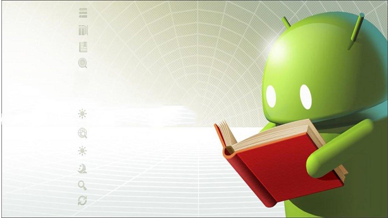 Приложение для чтения на андроид / Обзор приложения ...