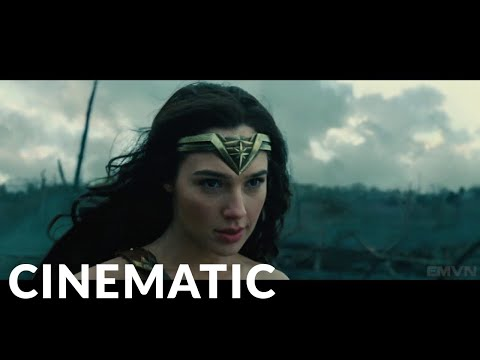 I CAN SAVE TODAY, YOU CAN SAVE THE WORLD 💕 Wonder Woman | Epic Emotional Cinematic