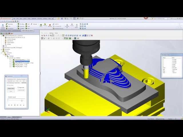 iMachining 3D Part 1