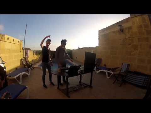 Live Tech house / Deep house mix 2016 Gozo Malta