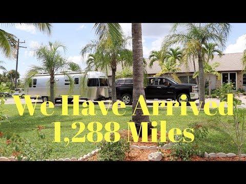 RV Travel - Pine Island Florida KOA