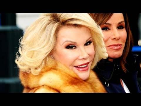 Scathing Report Details Joan Rivers Final Minutes
