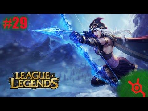 League of Legends - Episode 29 - PvP|Summoner's Rift|5v5 - Ashe - DailyDopamine HD