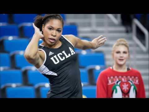 JaNay Honest (UCLA) - Floor Music 2017