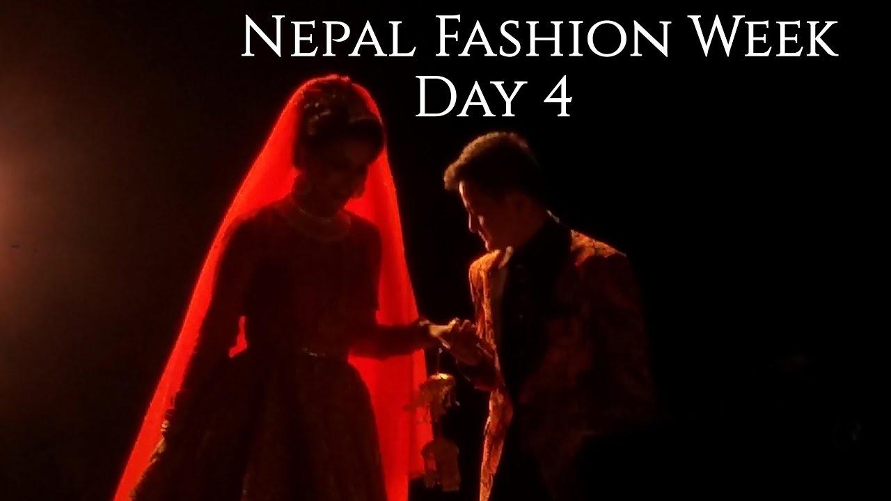 Nepal Fashion Week Day 4 Vlog 2017 Ft Manish Rai Youtube