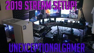 homepage tile video photo for Livestream Setup 2019! UnexceptionalGamer