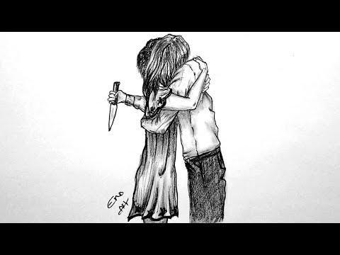 رسم سهل بالرصاص سلسلة الرسوم التعبيرية 12 Youtube