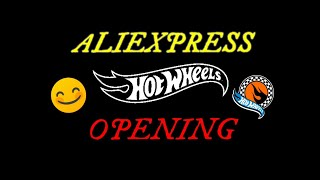 Hot wheels aliexpress