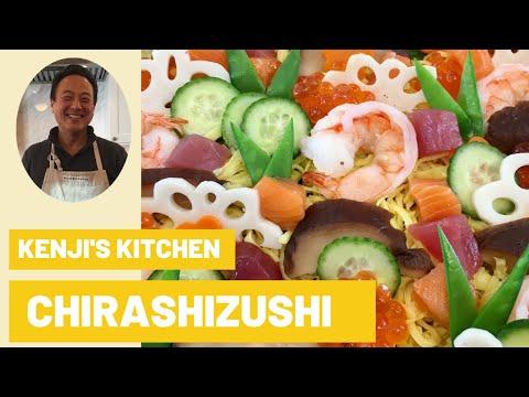 chirashizushi-(ちらし寿司)