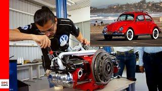 Classic 1967 VW Beetle Factory Full Restoration - Volkswagen