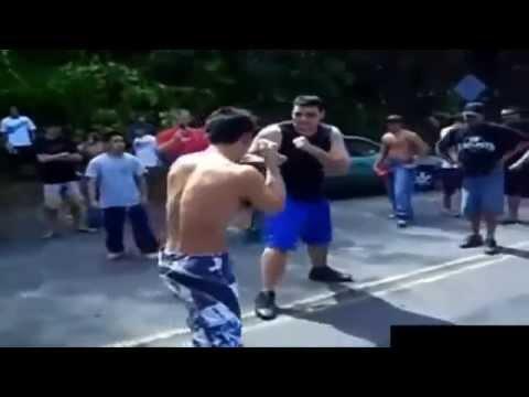 Nocaute! luta de rua K.O