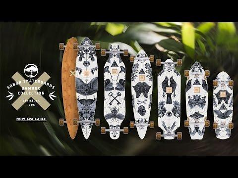 Arbor Skateboards :: Bamboo Collection