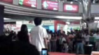 miss south india fashion show at oberon mall