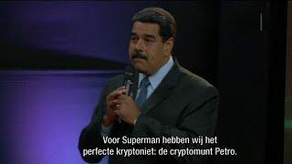 Cryptocurrency moet Venezuela redden - RTL Z NIEUWS