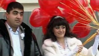 Армянская свадьба - видеосъемка.