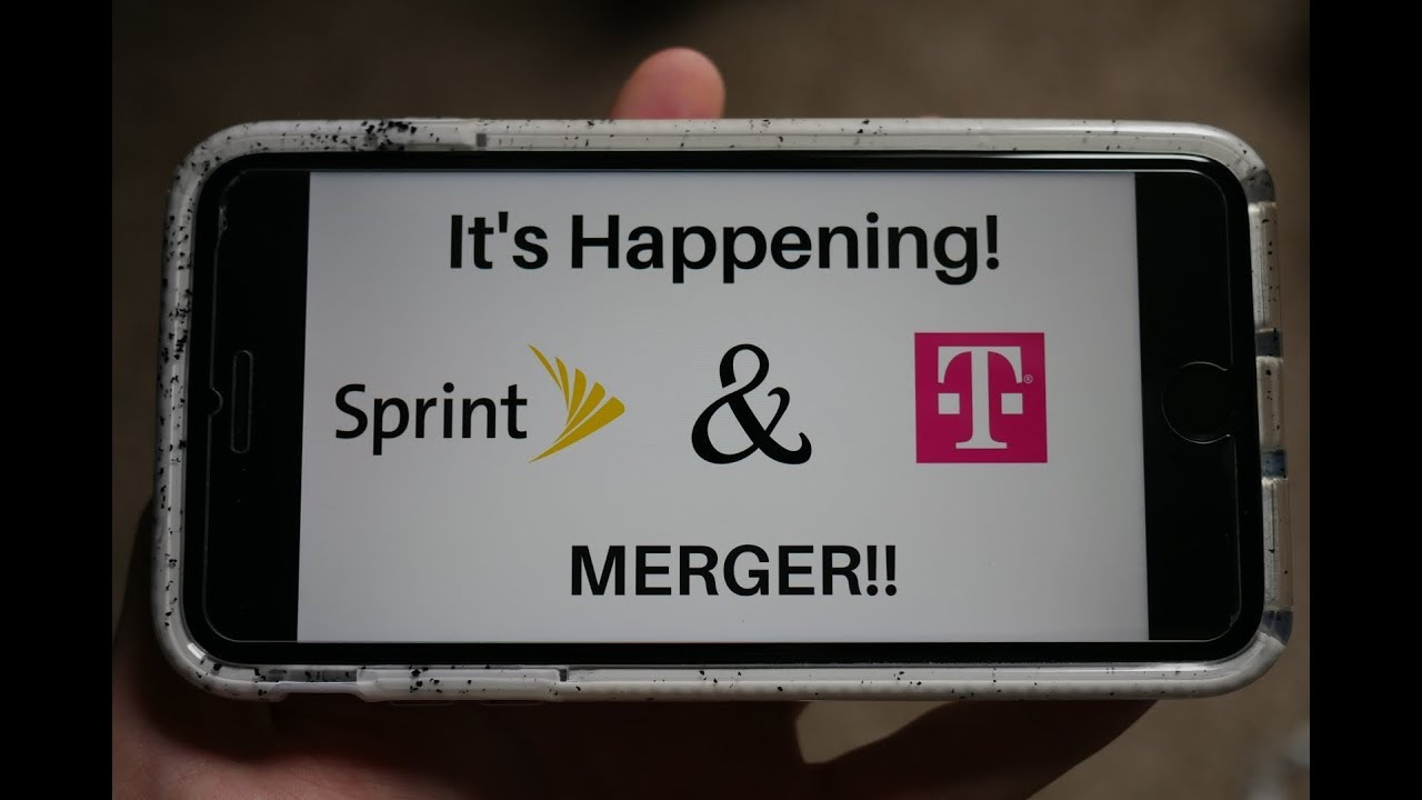 SPrint & T Mobile Merger