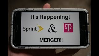 Sprint - T-Mobile Merger! MERGER IS OFF.