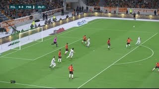 Video Gol Pertandingan FC Lorient Bretagne Sud vs Montpellier