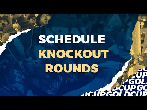 Knockout Round Gold Cup 21