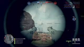 Fortress gun action