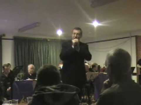 Kevin Perrett The Crooner sings The Christmas song