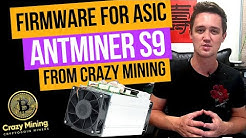Asic Firmware Antminer S9 - 20th/s low power mode. How to overclock Asic Antminer S9