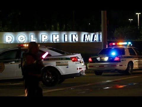 Video En vivo Ocurrido el 19 Agosto en el Dolphin Mall