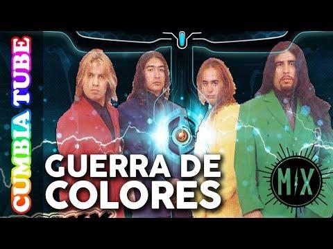 Guerra De Colores - Mix   Videos Oficiales Cumbia Tube