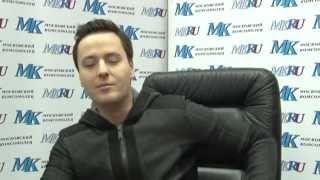"VITAS 2014.02.21 - MKRU 在線訪談片段 / ""Moscow Komsomol"" newspaper_on line interview"