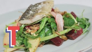 Mackerel & Beetroot Salad With Maple Vinaigrette | Feed My Friends S3e4/8