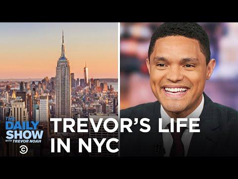 Trevor's Life in