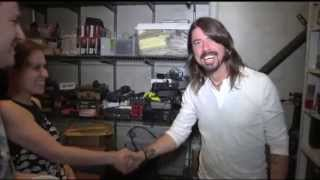 Download Touring Dave Grohl's Epic Studio 606 Mp3 and Videos