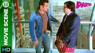 Salman Trains Govinda | Partner