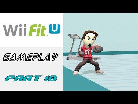 Wii Fit U - Gameplay (Episode 10)