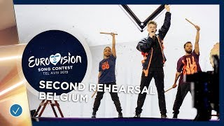 Belgium 🇧🇪 - Eliot - Wake Up - Exclusive Rehearsal Clip - Eurovision 2019