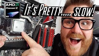 AMD Phenom ii x4 965 Fun and Overclocking