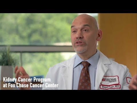 Kidney Cancer Program at Fox Chase Cancer Center