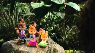 Элвин и бурундуки - Леди Гага