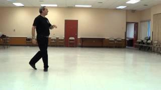 BAILA SAMBA CONMIGO Line Dance (Ira Weisburd) - Demo & Teach