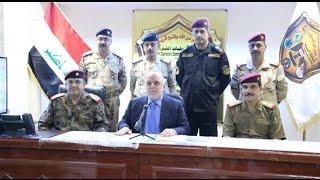الجيش العراقي يعلن بدء عملية تحرير الفلوجة