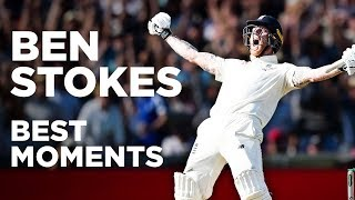"""Take A Bow Ben Stokes!"" 😲 