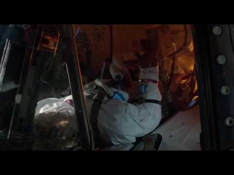 """The Last Man On The Moon"": Apollo 17 Capsule"