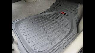 Universal Vinyl Floor Mats for your Car