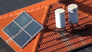 Как работает ЕВРЕЙСКАЯ солнечная батарея