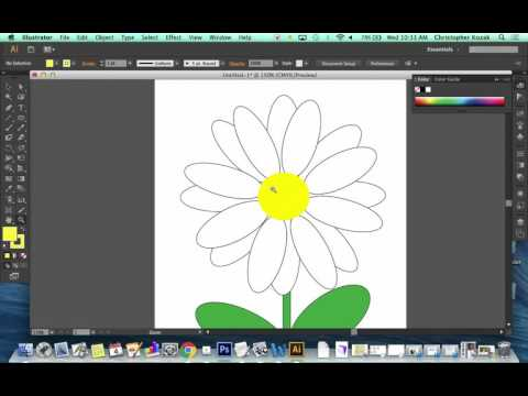 GD - Introduction to Adobe Illustrator
