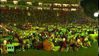 LIVE Fans watch Brazil vs Germany WC semi in Berlin