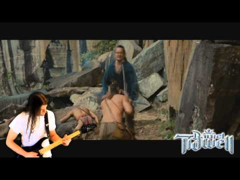 The Last of the Mohicans (Metal/Rock Guitar Medley) - Main Title, The Gael, Promentory
